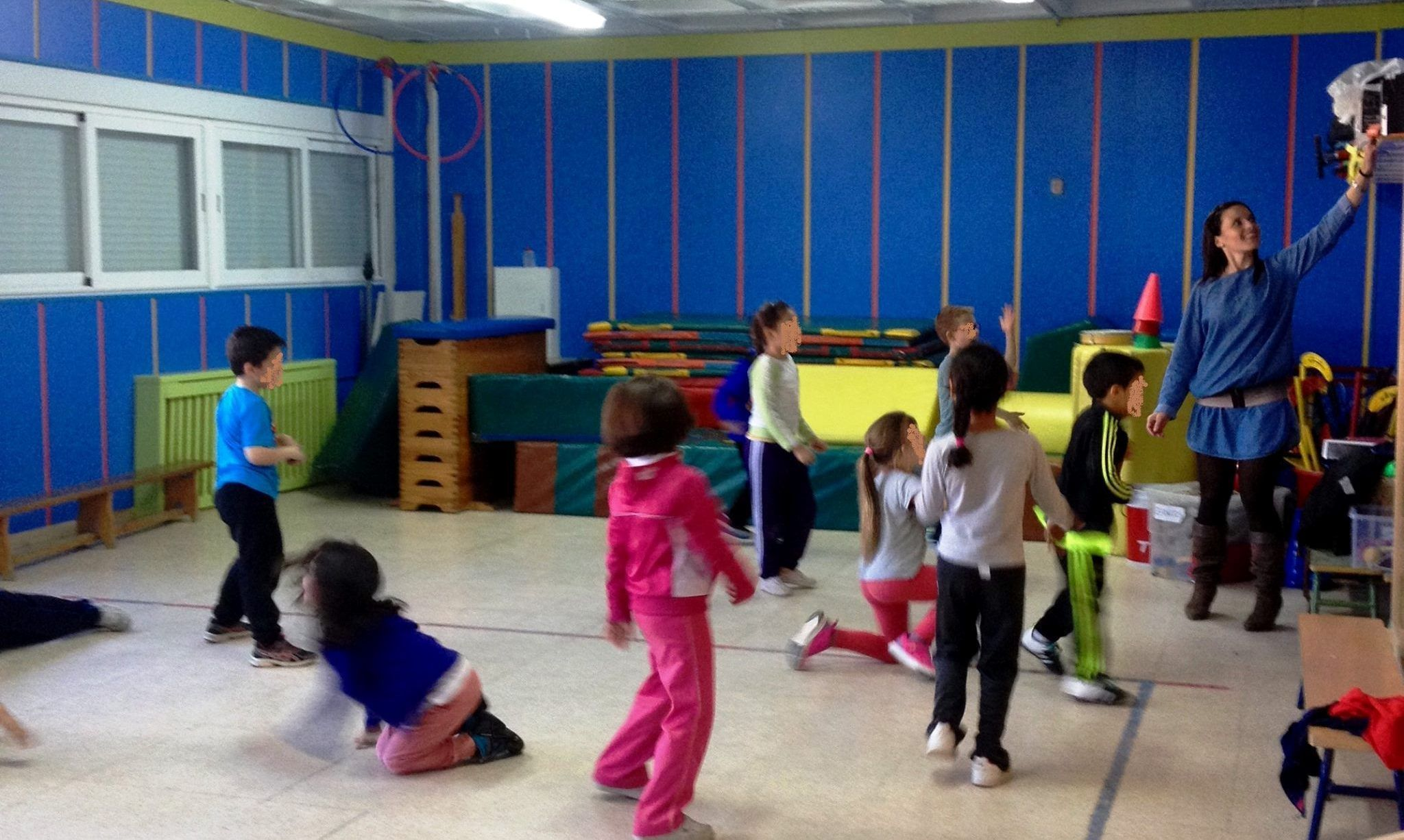 Bailando zumba2