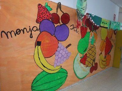 escolapies mural fruita 2017 2